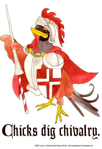 The Official Coat of Arms and Motto of Chase Rooster Palin