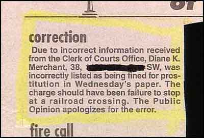 http://www.unfabulouz.com/2008/09/some-newspapers-corrections.html