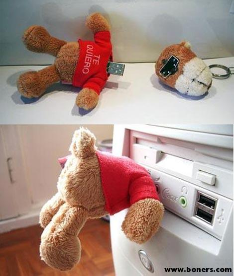 usb-teddybear